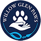 Willow Glen Paws Logo